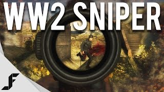 WORLD WAR 2 SNIPER - Day of Infamy thumbnail