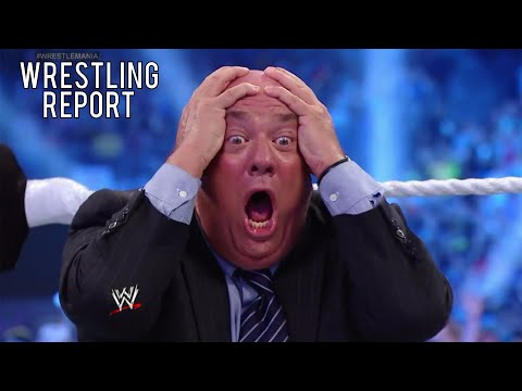 Paul Heyman Leaving WWE, Roman Reigns