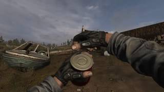 STALKER  Call of Chernobyl - Roadside Picnic Addon  Realistic Survive