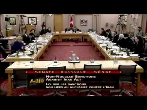 Senate Foreign Affairs Committee Debates Sanctions Against Iran