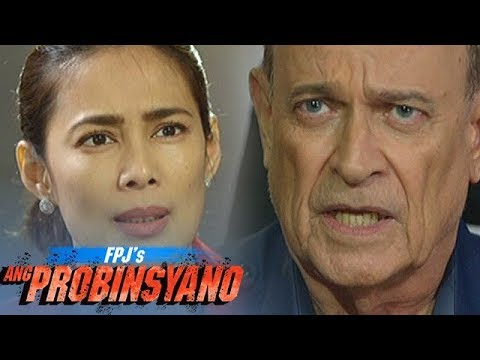 FPJ&39;s Ang Probinsyano: Delfin informs Diana that Cardo could be the one who carried the bomb