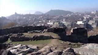 プロブディフの丘からの眺め