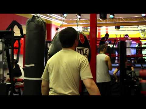 Champion Boxing Fitness