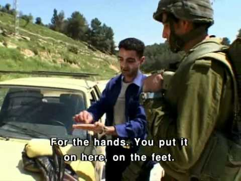 CHECKPOINTS IN PALESTINE 2-6