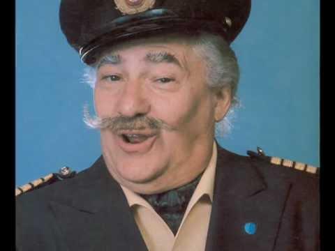 Le Capitaine Bonhomme thème Michel Noël 1965 vidéo-paroles