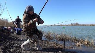 Рыбалка с Ночёвкой за Лещом ТАКОЙ Рыбалки у нас еще не было Приехали а там