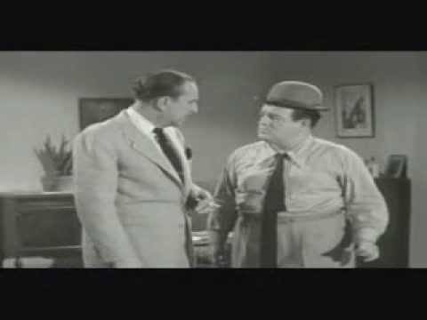 Abbott and Costello - Loafing
