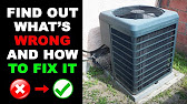 How to Reset the Air Conditioner - YouTube Ac X G Condenser Wiring Diagram on