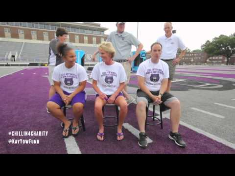 Central Arkansas Women's Basketball #Chillin4Charity