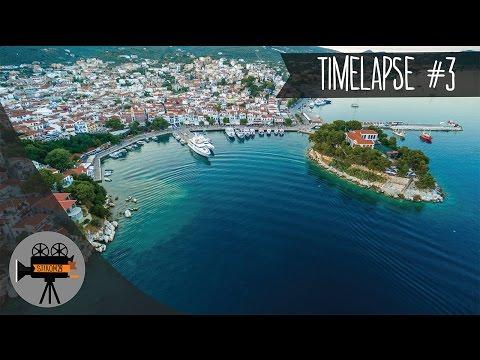 TIMELAPSE #03   Stikom29   GREECE   SKIATHOS
