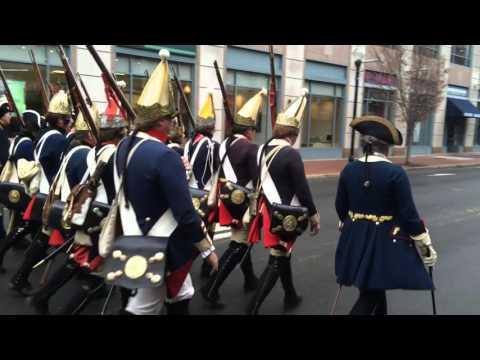 Hessians at the Battle of Trenton reenactment 2015