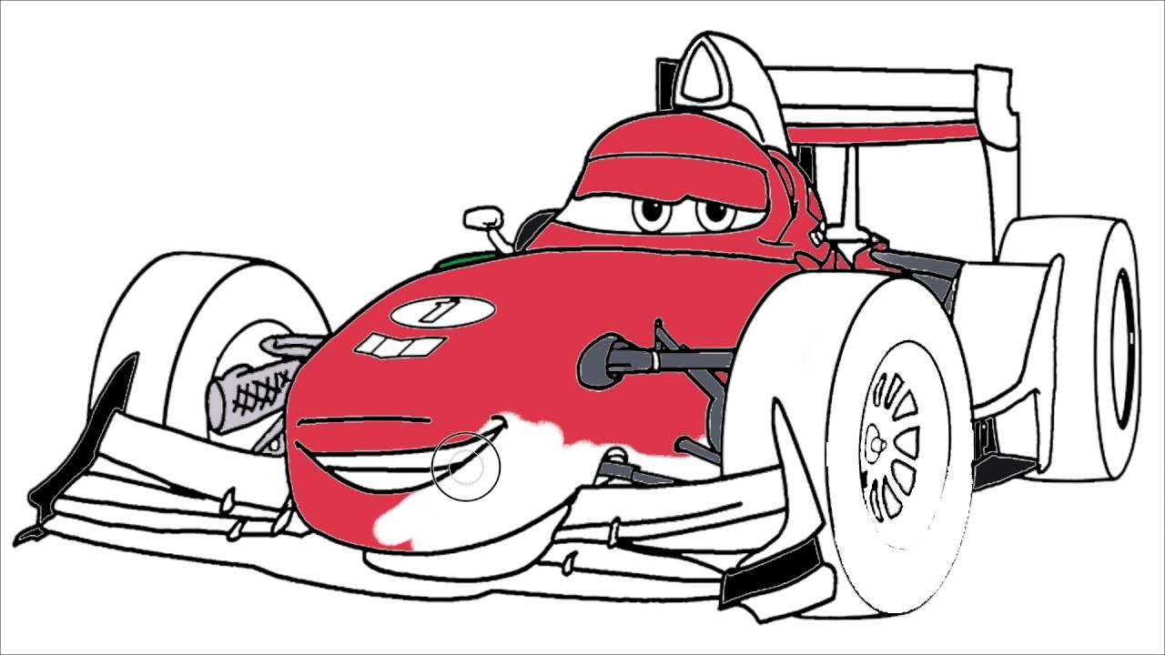 Opticanovosti 93e7a4527d71: Dibujos Para Colorear De Cars