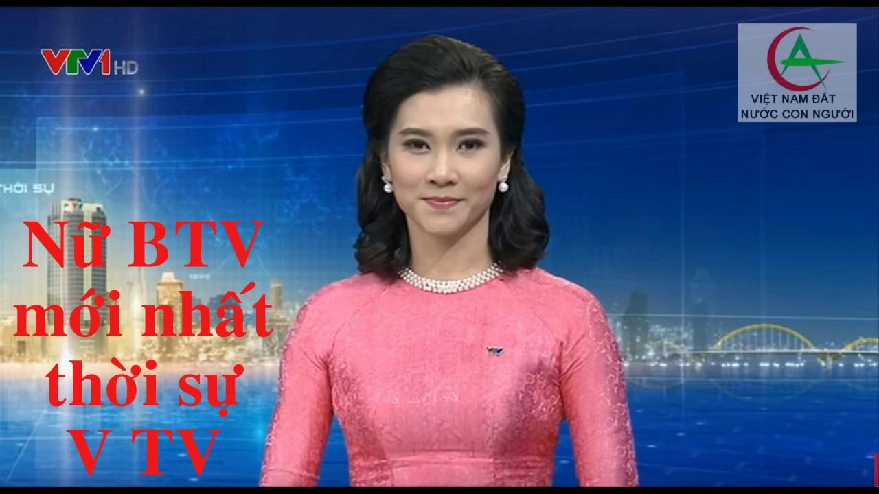 Lộ diện nữ BTV mới nhất của Thời sự VTV
