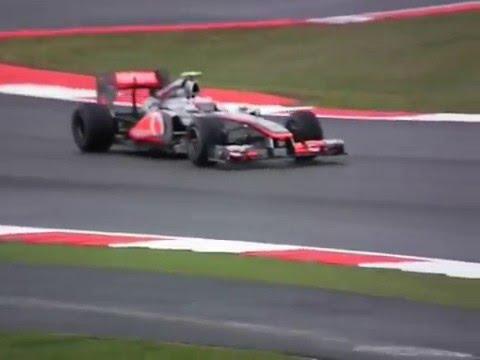 Jenson Button British Grand Prix 2011