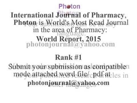 American Journal of Pharmacy and Health Research