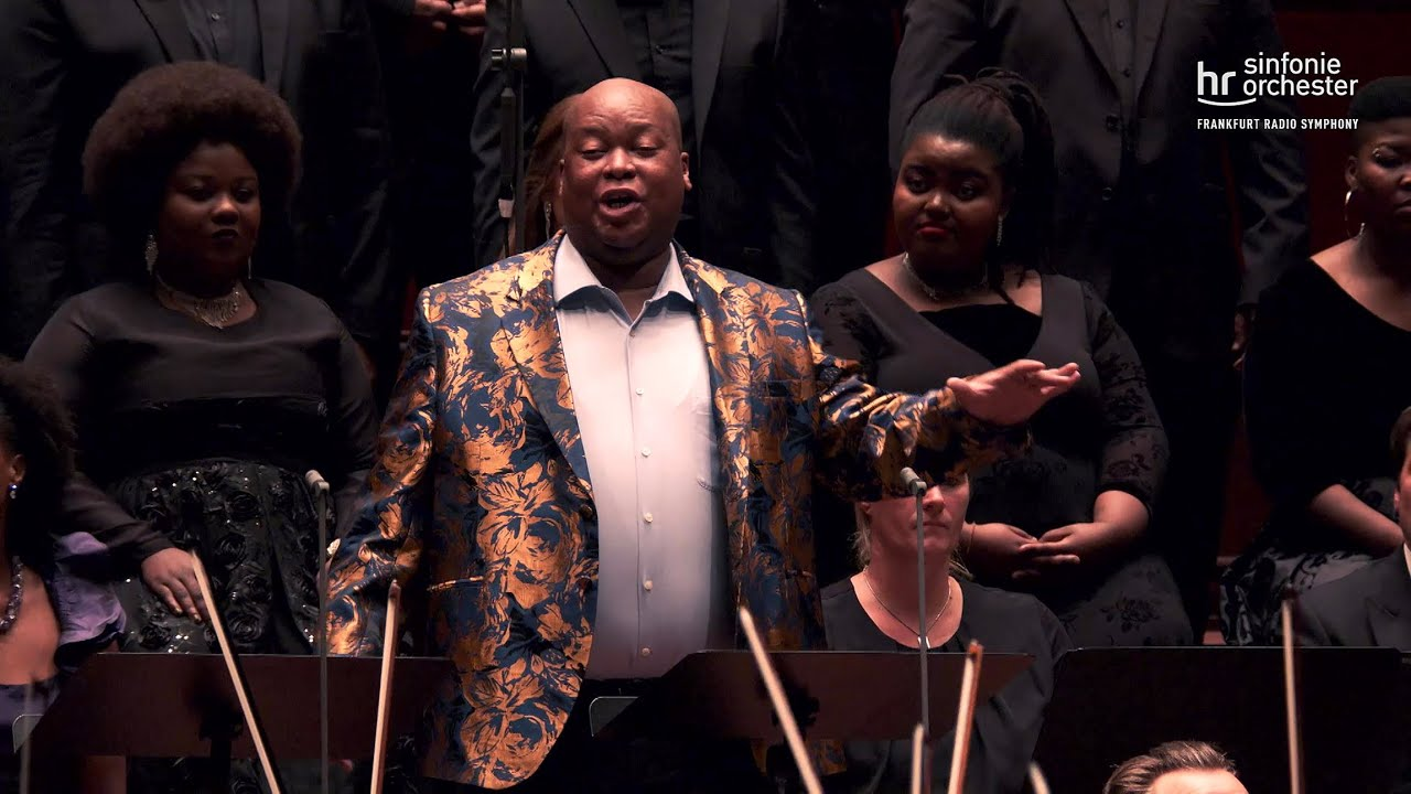 Gershwin: A woman is a sometime thing ∙ Musa Ngqungwana ∙ Cape Town Opera Chorus ∙ Orozco-Estrada