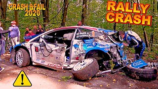 Compilation rally crash and fail 2020 HD Nº23 by Chopito Rally Crash