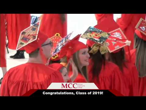 Mohave Community College Commencement 2019