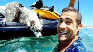 YBS Lifestyle Ep 20 - HOME MADE BOW FISHING  | Catch And Cook With The Boys