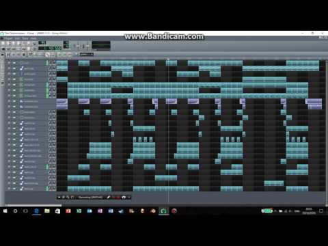 The Chainsmokers - Closer Instrumental song | LMMS