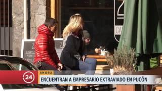 Encuentran sin vida a empresario desaparecido en Pucón