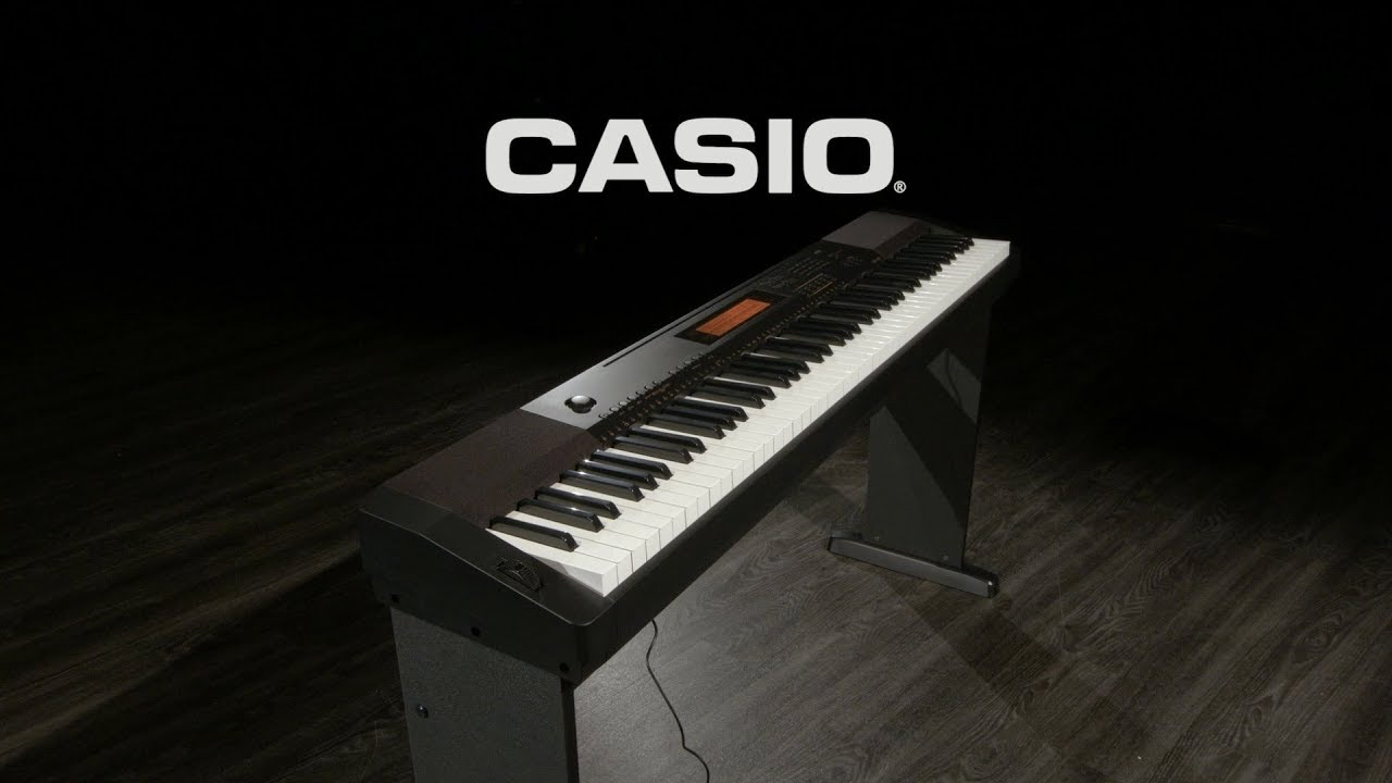 casio cdp 230r digital piano black gear4music demo youtube. Black Bedroom Furniture Sets. Home Design Ideas