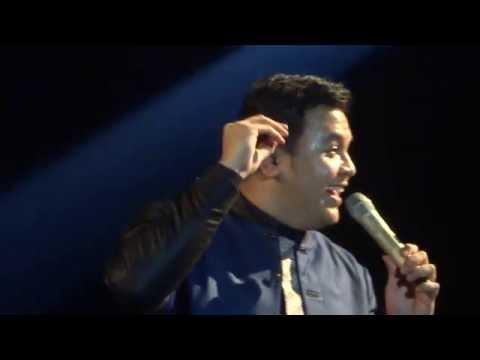 [HD] Tulus - Jangan Cintai Aku Apa Adanya - Live at Prambanan Jazz Jogja - 21 Agt 2016 [FANCAM]