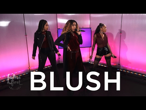 Download Youtube: Hip Hop Group Blush Talks Boss Matthew Knowles & Performs on Ladies First