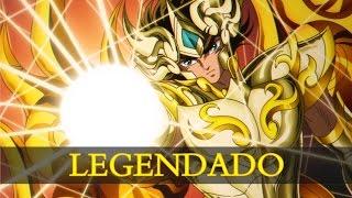 SAINT SEIYA - SOUL OF GOLD - Official Trailer | Legendado [HD]