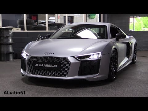 Audi R8 V10 Plus 2017 In Depth Review Interior Exterior