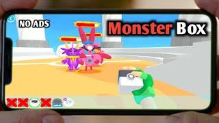 Monster Box - Android Gameplay   monster Box game apk screenshot 2