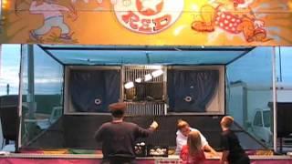 Dunk Tank Clown at NY State Fair 2010 - Part 3