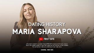 Maria sharapova boyfriend list