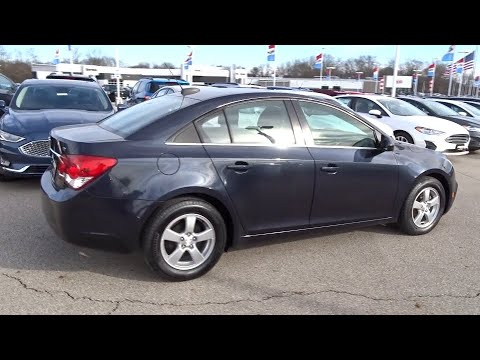2016 Chevrolet Cruze Limited Columbus, Lancaster, Central Ohio, Newark, Athens, OH CP18395A