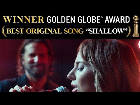"Lady gaga Winner Golden Globe ""Best Original Song""  Shallow Mp3"