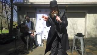 Misameach - The Pester Rebbe - Yoely Lebowitz