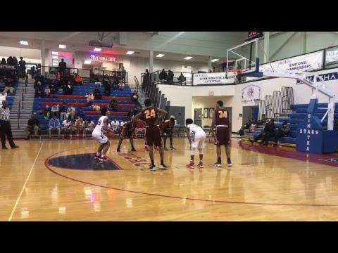DeMatha Catholic JV  Basketball vs. Bishop McNamara High School