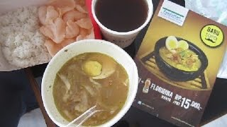 Miss Mary Culinary(English Language)Food Review 69 Chicken Soup Free Ocha FamilyMart 32223400