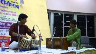 Tabla Solo (Kalyan, India July 2011) Hrishikesh Dharam -2