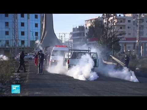 الجيش الإسرائيلي يشن غارات على غزة ردا على إطلاق صاروخين