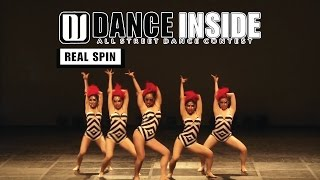 [Street Dance] REAL SPIN @Dance Inside Vol 5