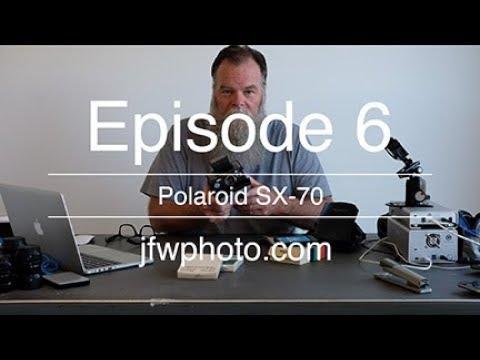 An original Polaroid SX-70 - Part 1