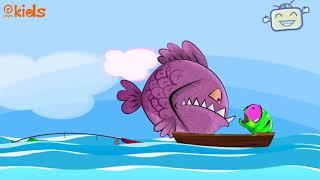 Phim Hoạt Hình Chat Và Bop Tập 7  Câu Cá   Cartoon for kids