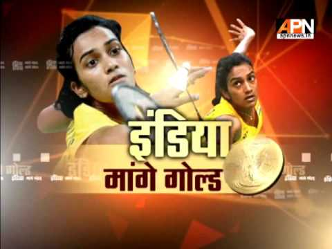 PV Sindhu fought well but won Silver in Rio Olympics 2016
