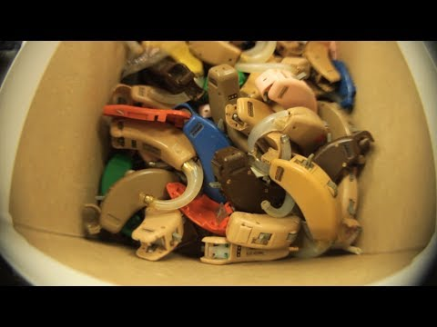 Hearing Aid Recycling Program