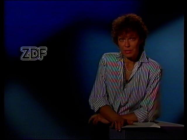 36 Kammern der Shaolin - german TV (ZDF) - Ansage + deutsche Titeleinblendung