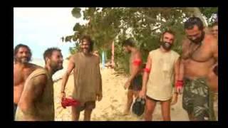 Survivor Έξαλλος ο Κύπριος