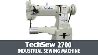Techsew 2700 Industrial Sewing Machine