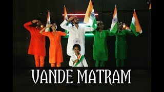 15 AUGUST: INDEPENDENCE DAY SPECIAL | Vande Mataram | Dance Video | Sahil Sah Choreography