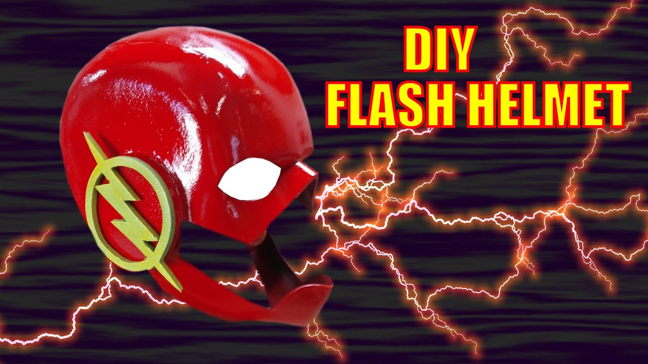 How to Make a Flash Costume